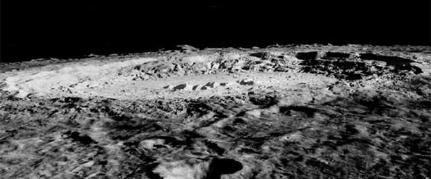 'Ay'ın kraterleri antik izler barındırıyor'