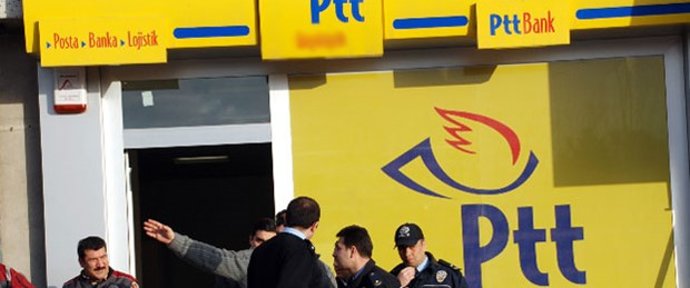 Aynı PTT'yi soymaya çalışan öğrenci yakalandı