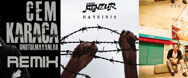 Bahara özel üç yeni albüm