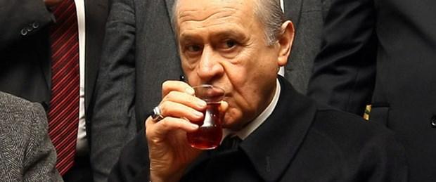 Bahçeli: CHP'lilerle çay bile içmeyiz