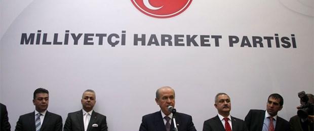 Bahçeli'den AKP'ye destek