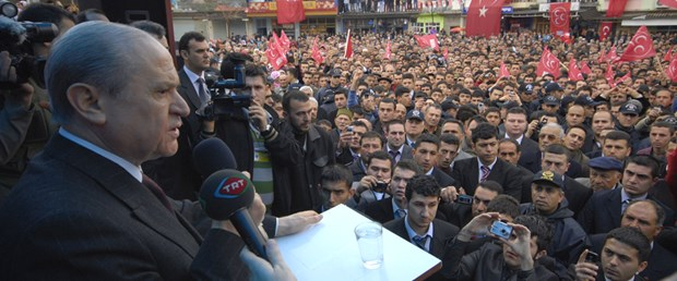 Bahçeli'den Erdoğan'a: Bay bölen olma