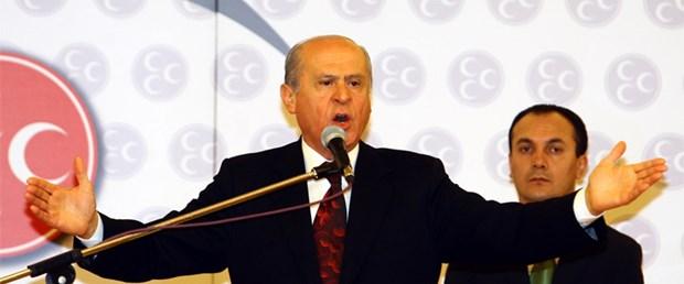 Bahçeli'den Erdoğan'a: Hodri Taksim!