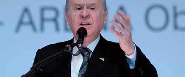 Bahçeli'den 'Türk diye bir ırk yoktur'a tepki