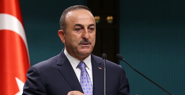 Bakan Çavuşoğlu: Bu bir ateşkes değil, harekata ara vereceğizSON DAKİKA HABERİ: Bakan Çavuşoğlu açıklama yapıyor