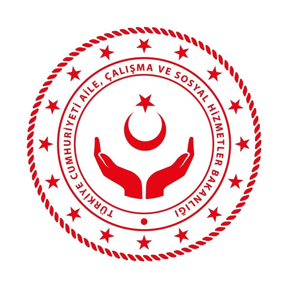 Örnek (Aile, Çalışma ve Sosyal Hizmetler Bakanlığı logosu)