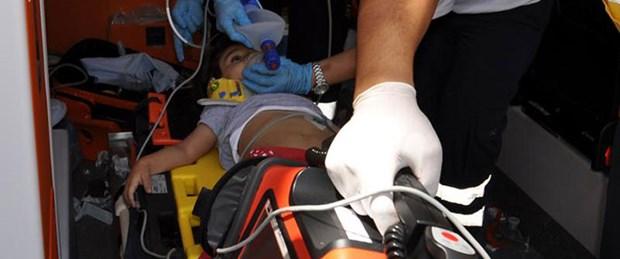 Balkondan düşen 2 yaşındaki çocuk öldü
