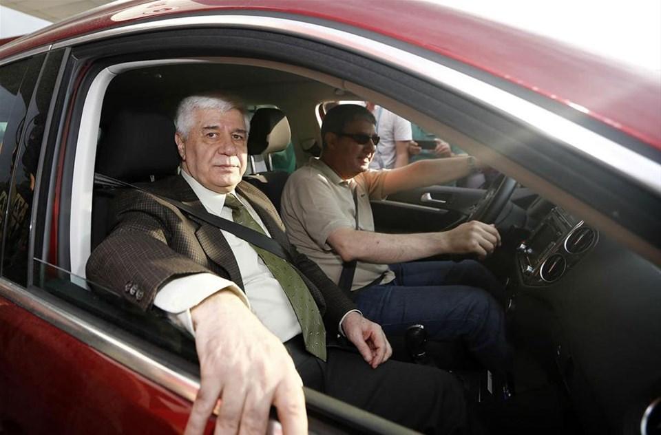 Silivri - Emekli Korgeneral Ayhan Taş