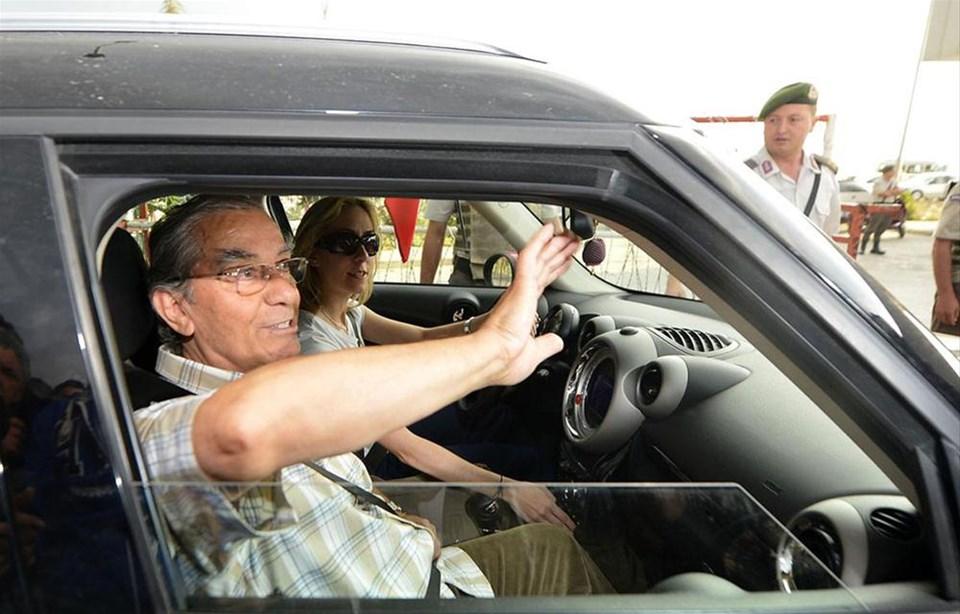 Silivri - Eski MGK Genel Sekreteri emekli Orgeneral Şükrü Sarıışık