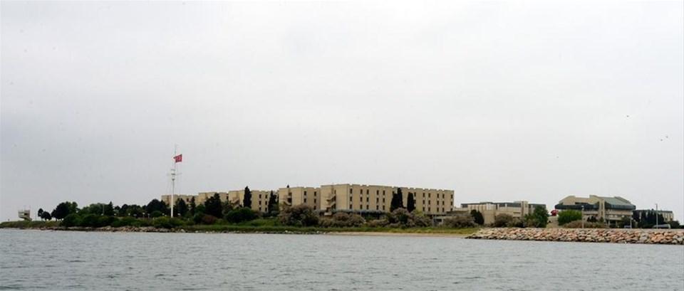 Barbarosların yuvası: Deniz Harp Okulu
