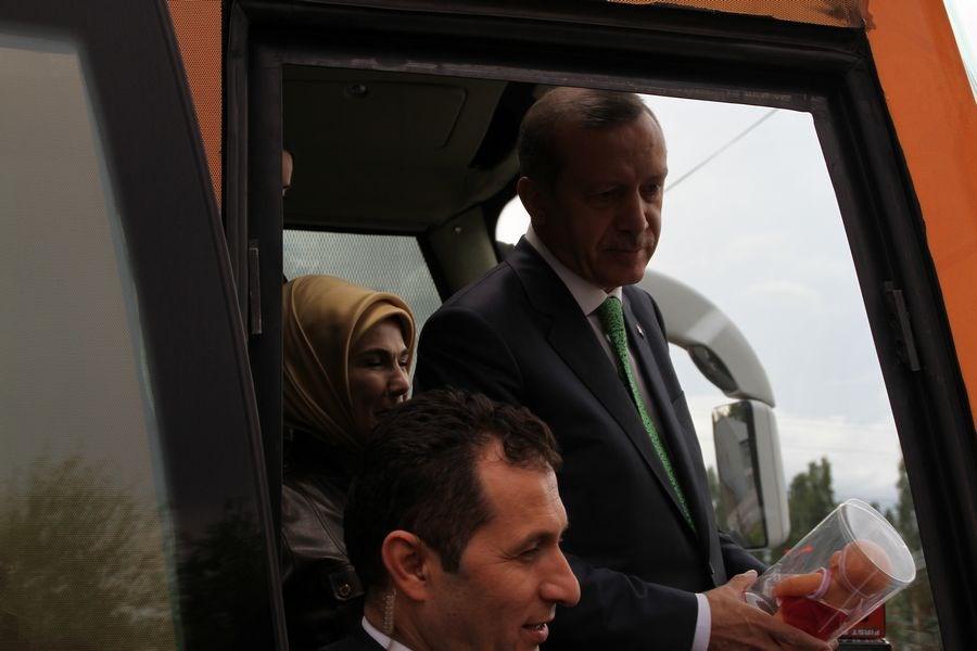 Başbakan Erdoğan Ağrı'da