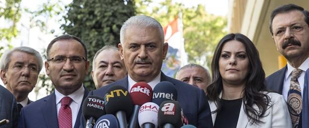 Yıldırım: Türkiye'nin Ulusal Güvenlik Meselesidir