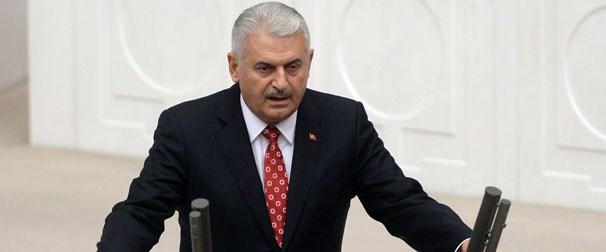 Başbakan Yıldırım MHP ayrı parti biz ayrı partiyiz ama hedefimiz