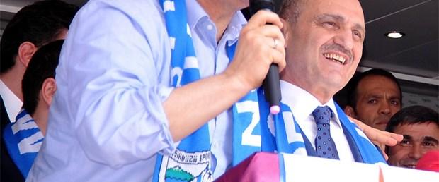 Başbakan'dan Trabzonspor'a...