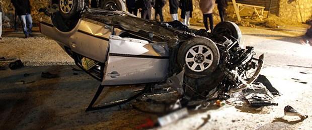 Başkent'te üst üste trafik kazaları yaşandı