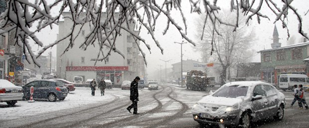Batıda bahar, doğuda kış