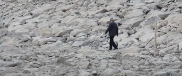 Bayburt Barajı'nda 1 yıllık su kaldı
