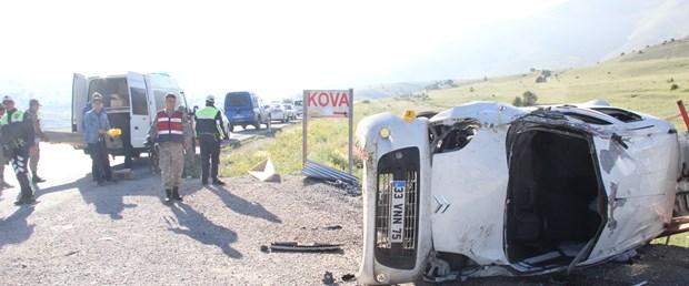 Bayram tatilinde trafik kazaları 62 can aldı