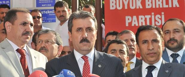 BBP: AK Parti kadar sorumlusunuz