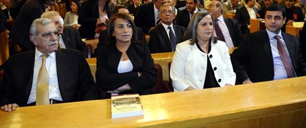 BDP heyeti Kuzey Irak'ta