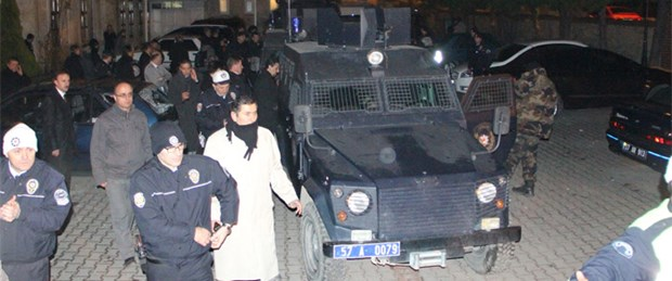 BDP heyetine Sinop'ta saldırı