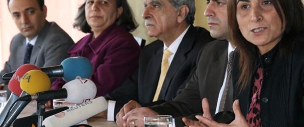 BDP 'sivil itaatsizlik' başlattı