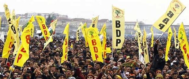 BDP'den 'Hükümet Adım At' yürüyüşü