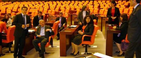 BDP'yle yeniden 'sine-i Meclis'e