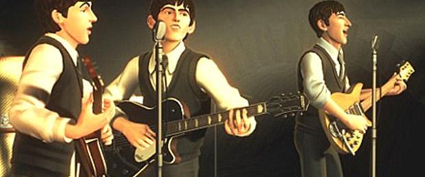 Beatles ile şarkı söylemek ister misiniz?