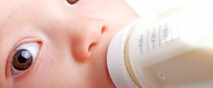 Bebek mamasında roket yakıtı bulundu