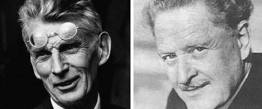 Beckett ve Nazım Paris'te buluştu