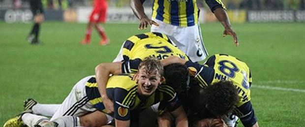 Benfica'yı Türk cehenneminden direkler kurtardı!