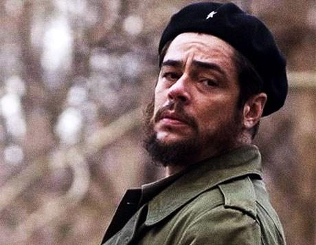 Del Toro'nun son rollerinden biri: Che Guevera.