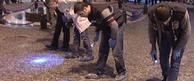 Beşiktaş'ta silahlı saldırı: 1 ölü