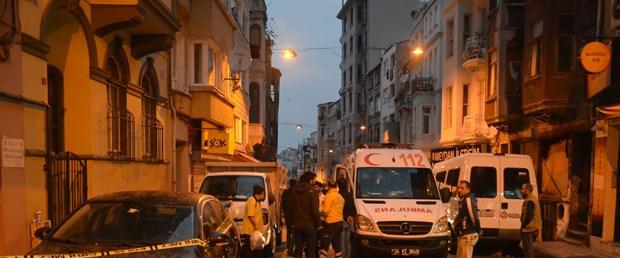 ambulans polis beyoğlu
