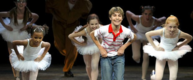 'Billy Elliot'a 10 dalda Tony ödülü