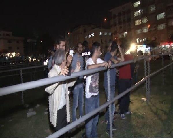 Bin polisin katılımıyla operasyon gerçekleştirildi