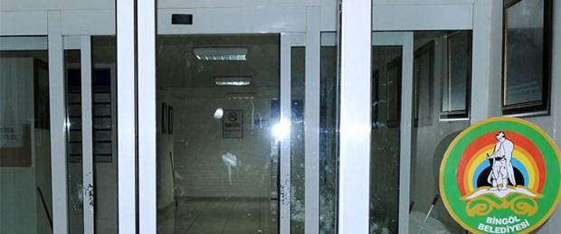 Bingöl Belediyesi'ne saldırı