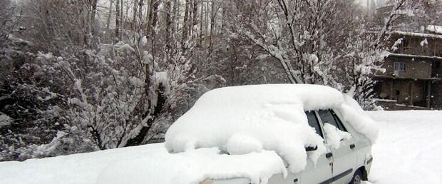 Bingöl ve Muşta 450 köy yolu kapandı