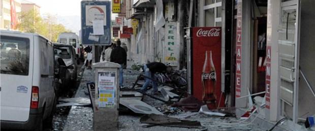 Bingöl'de patlama: 3 ölü, 21 yaralı