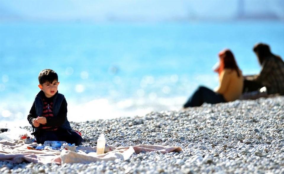 Bir gün arayla Antalya