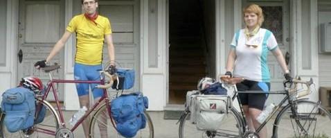 Bisiklet üzerinde film turu
