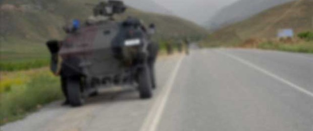 Bitlis'te askeri konvoya bombalı saldırı