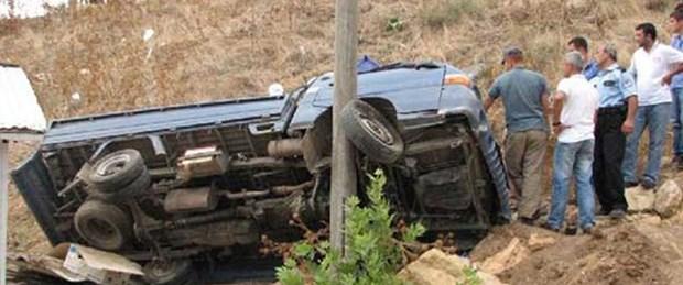 Bitlis'te trafik kazası: 5 yaralı