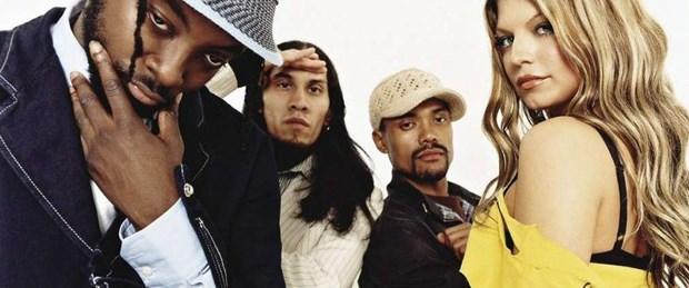 Black Eyed Peas'ten uzun bir ara