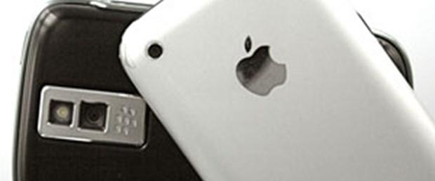 Blackberry, Apple'a çok sert çıktı