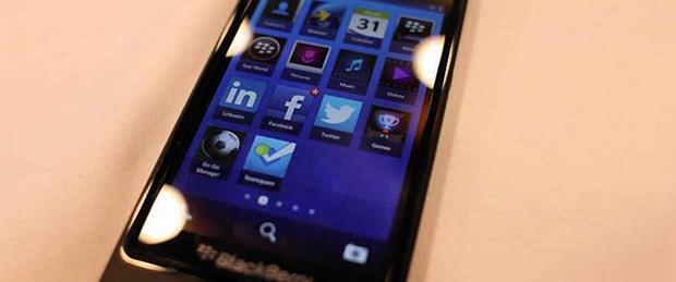 BlackBerry hisseleri yüzde 6 değer kazandı