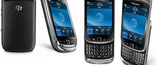Blackberry Torch pek yakında Türkiye'de