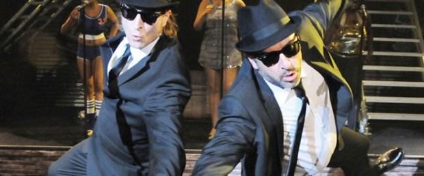 'Blues Brothers' İstanbul'da