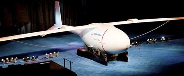 Boeing'den casus uçak